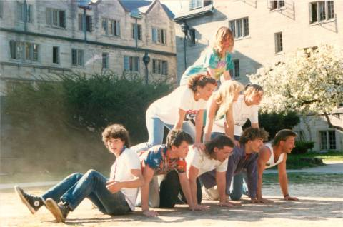 1980s Godspell at Collins LLC