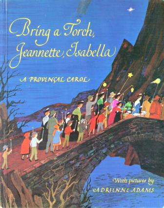 bring a torch jeanette isabella a provenal carol