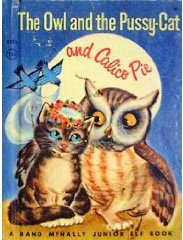 The owl and the pussycat book