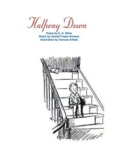 halfway down book sbwe cover only