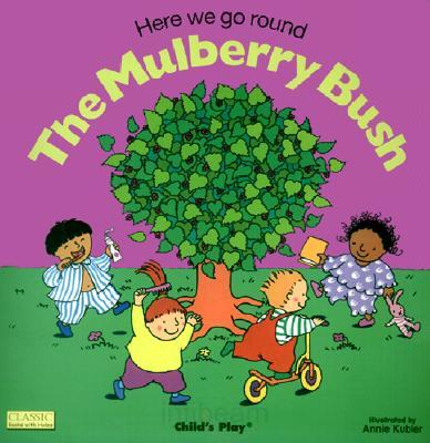 Here We Go Round the Mulberry Bush Sheet Music for Recorder