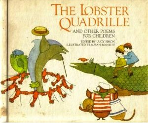 The Lobster Quadrille (and Other Poems for Children), a Singable Picture Book and CD | Sing ...