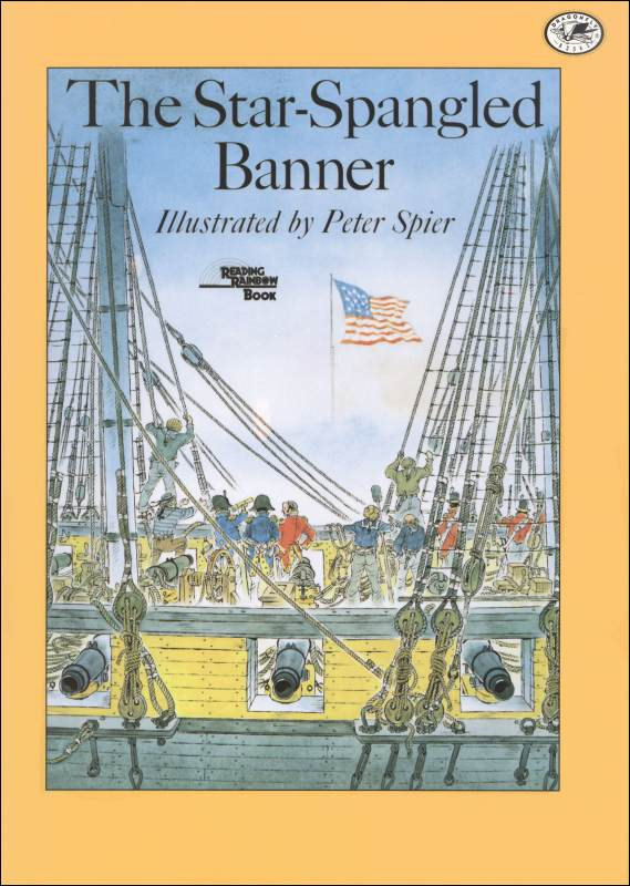 THE STAR SPANGLED BANNER STORY  The Defense of Fort McHenry by TXB3wM3O