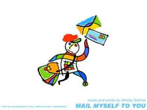 mail myself to you cover only