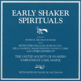 early shaker spirituals