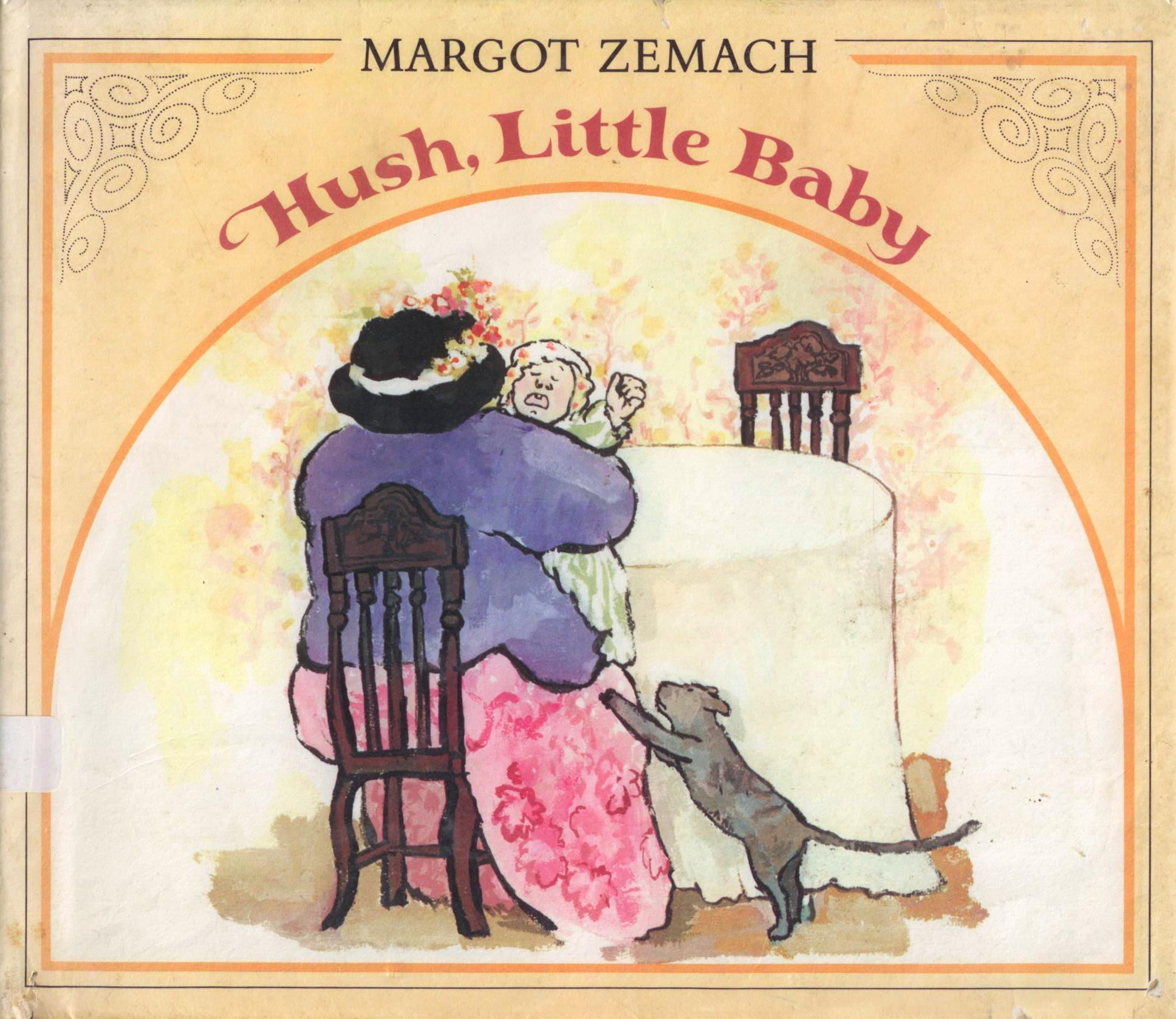 how to sing hush little baby