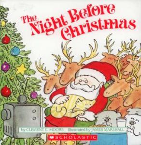was the Night Before Christmas | Sing Books with Emily, the Blog