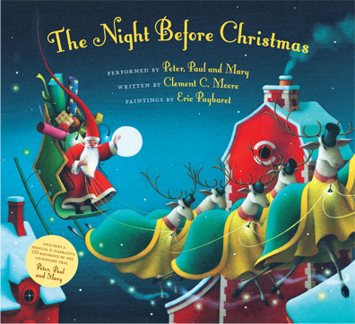 T'was the Night Before Christmas | Sing Books with Emily, the Blog