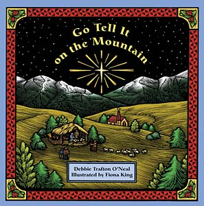 SBWE Singable Advent Calendar: Go Tell It on the Mountain | Sing Books with Emily, the Blog