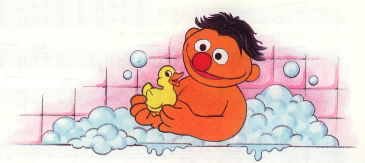 Rubber Duckie, a Song Illustrated in a Singable Picture Book