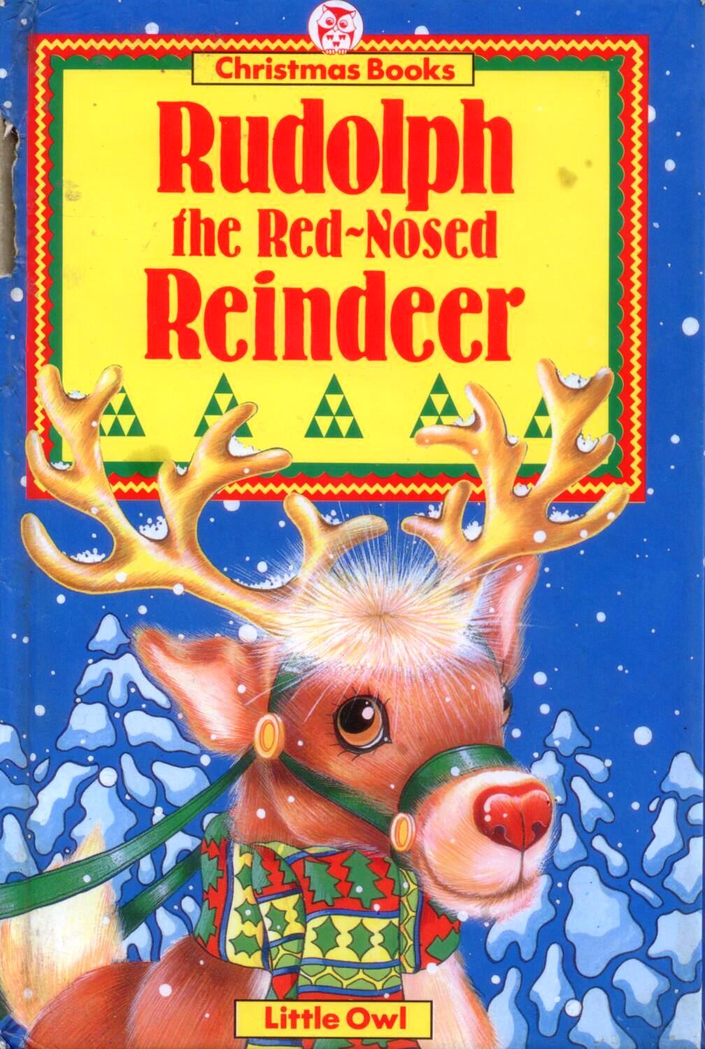Uncategorized Rudolph The Red Nosed Reindeer Song Video rudolph the red nosed reindeer an illustrated song sing books words and