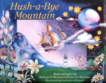 Hush A Bye Mountain An Illustrated Song Sing Books With Emily