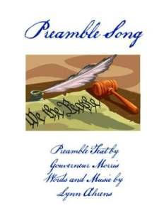preamble by lynn ahrens cover
