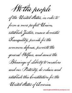 preamble SBWE bw