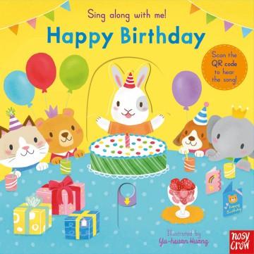 happy birthday nosy crow