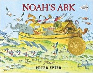 peter spier noah ark