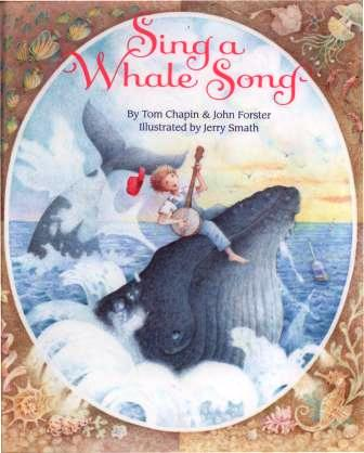 Sing A Whale Song A Singable Picture Book And Mo S Book