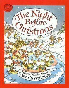 night before christmas pdf illustrated