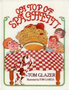 on top of spaghetti glazer garcia