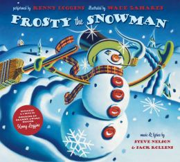 frosty the snowman wade zahares