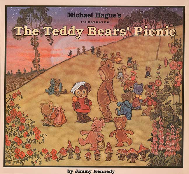 Teddy Bears\' Picnic, A Singable Picture Book | Sing Books with Emily ...