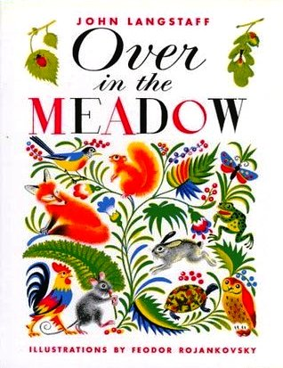 Over in the Meadow, A Singable Picture Book | Sing Books with Emily ...