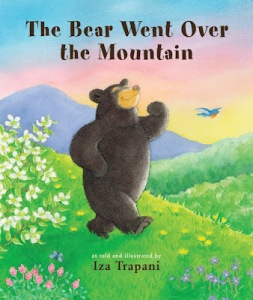 bear went over the mountain trapani
