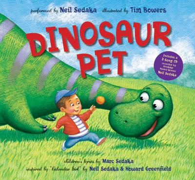 Neil Sedaka Calendar Girl.Dinosaur Pet An Illustrated Song Based On Neil Sedaka S Calendar