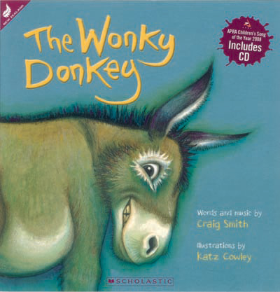 The Christmas Donkey Story