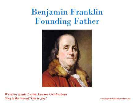 ben franklin a founding father of In honor of this weekend's 4th of july, here are some fascinating facts about one of america's most brilliant founding fathers, benjamin franklin.