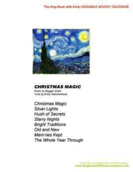 SBWE Advent Calendar Christmas Magic