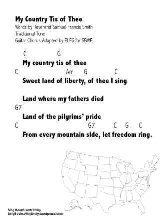 Picture song lyrics chords country