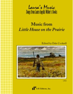 laura's music book 2 (little house on the prairie)