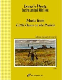 laura's music book 2 (little house on the prairie)