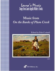 laura's music book 3 (on the banks of plum creek)