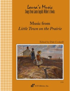 laura's music book 6 (little town on the prairie)