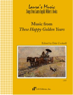 laura's music book 7 (these happy golden years)