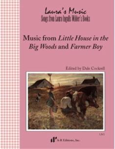 laura's music book 1 (big woods & farmer boy)