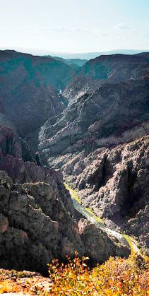black canyon of gunnison co