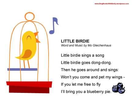 Little Birdie by MPG