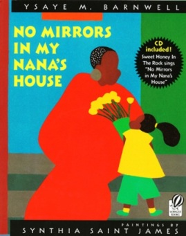 no mirrors in my nanas house