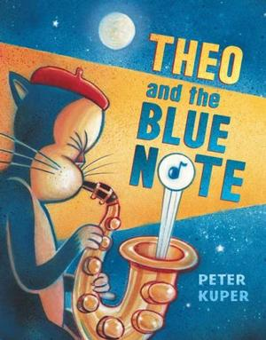 theo and the blue note