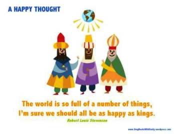 A HAPPY THOUGHT RLS SBWE