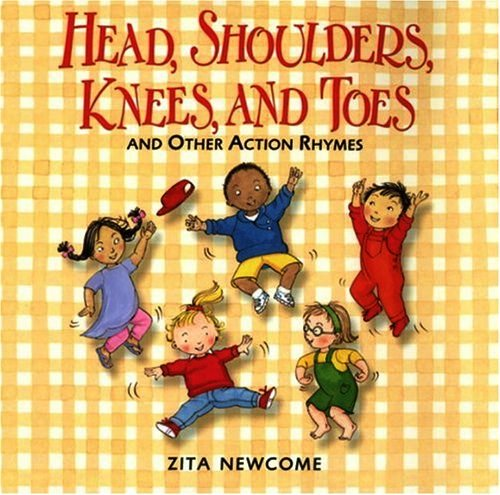 Head Shoulders Knees And Toes A Singable Picture Book Sing Books