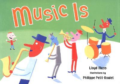music is lloyd moss