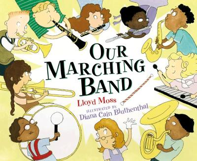 our marching band lloyd moss