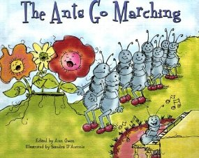 Image result for ants go marching book