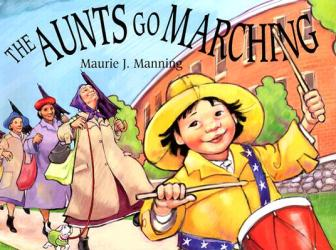 aunts go marching