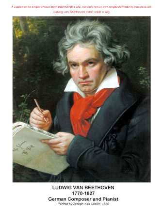 a biography of beethoven a composer As an elementary school teacher, you might discuss the composer ludwig van beethoven as part of your social studies or music curriculum your biography should include.
