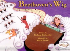 beethoven's wig (read along symphony)